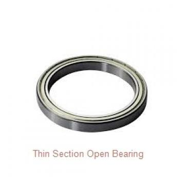Four Point Contact Slewing Bearings with External Gear Teeth
