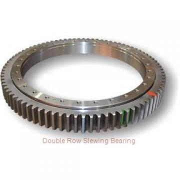 Synchronous belt slewing bearing with external gears