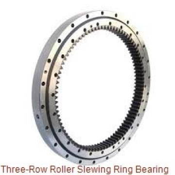 Double Worm Slewing Drive Se14, 17, 21, 25 Inch with Hydraulic Motor