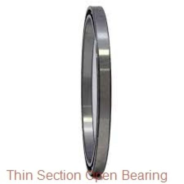 Four-Point Non-Gear Single-Row Contact Ball Slewing Bearing 9o-1b20-0260-1187 #1 image