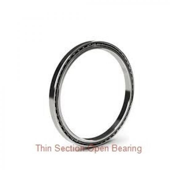 Four Point Contact Slewing Bearings with External Gear Teeth #1 image