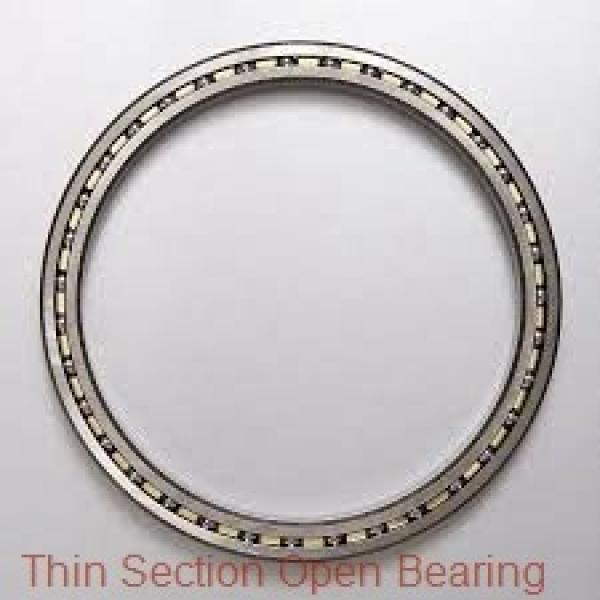 Four-Point Non-Gear Single-Row Contact Ball Slewing Bearing 9o-1b20-0260-1187 #2 image