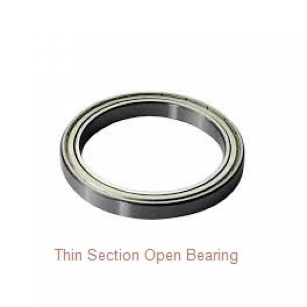 Four Point Contact Slewing Bearings with External Gear Teeth #2 image