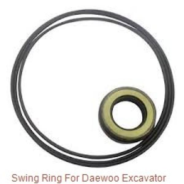Excavator Carterpillar Cat345bii Swing Circle, Slewing Bearing, Slewing Ring #1 image