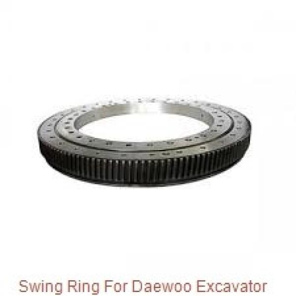 Single-Row Crossed Roller Slewing Bearing - No Gear #3 image