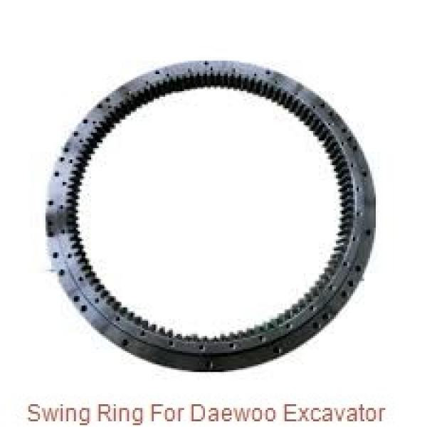 Excavator Carterpillar Cat345bii Swing Circle, Slewing Bearing, Slewing Ring #3 image