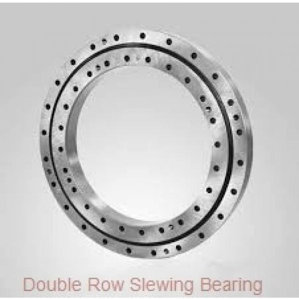 Four-Point Contact Ball Slewing Bearing 9o-1b20-0223-0547-1 Non-Gear Single-Row #1 image