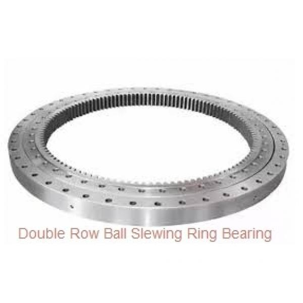 Customized Turntable Slewing Ring Bearing for Heavy Machine #3 image